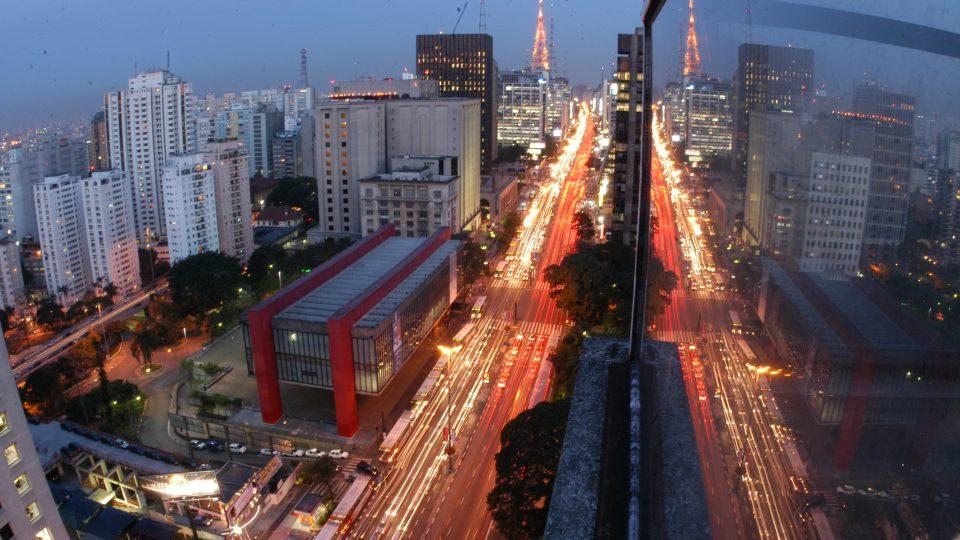 Masp e Avenida Paulista.