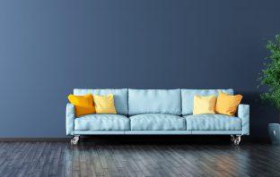 tendências em cores para decoração