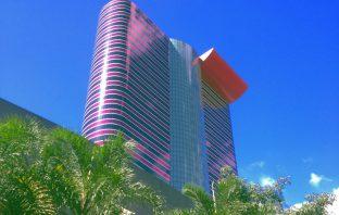 Arquitetura do Instituto Tomie Ohtake em S?o Paulo