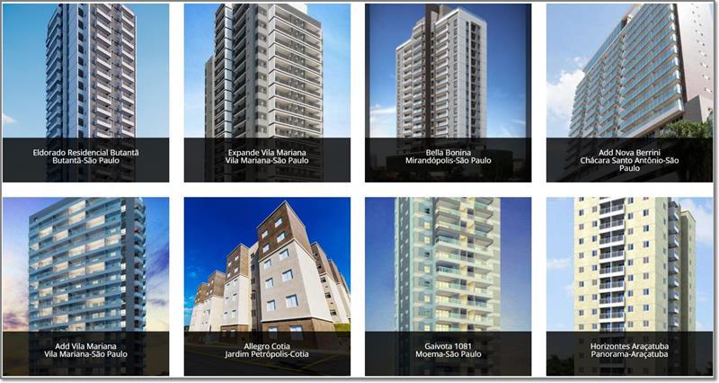Apartamentos Novos com Ótimas Condições