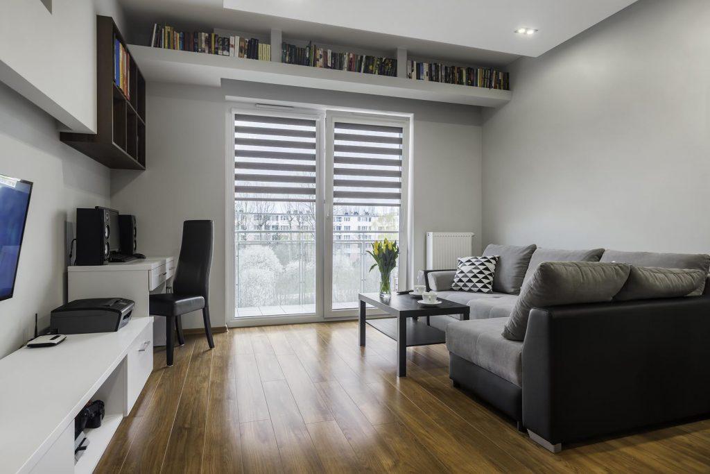 30 truques de como decorar apartamentos pequenos trisul for Decorar apartamento pequeno fotos