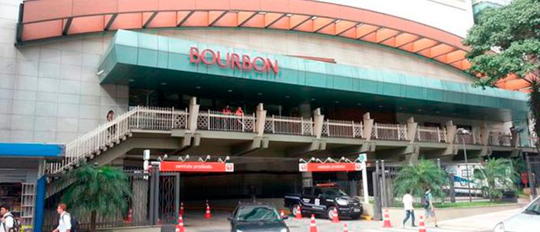 Bourbon Shopping- Um dos mais visitados de São Paulo!