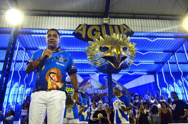 Escola de Samba Águia de Ouro