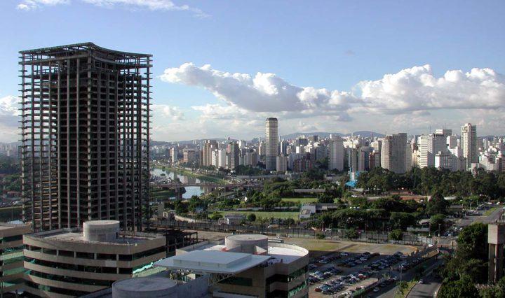 """Vila Olímpia é considerada um dos """"corações"""" financeiros de SP"""