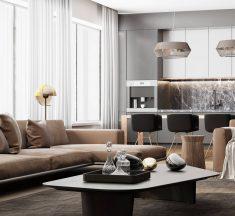 Confira 4 dicas de decoração para cozinha integrada com a sala