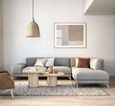 4 dicas de decoração neutra para a locação do seu apartamento